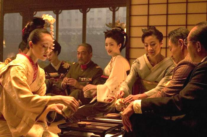Memoirs of a Geisha (2005) : TOP Film – Filme de TOP