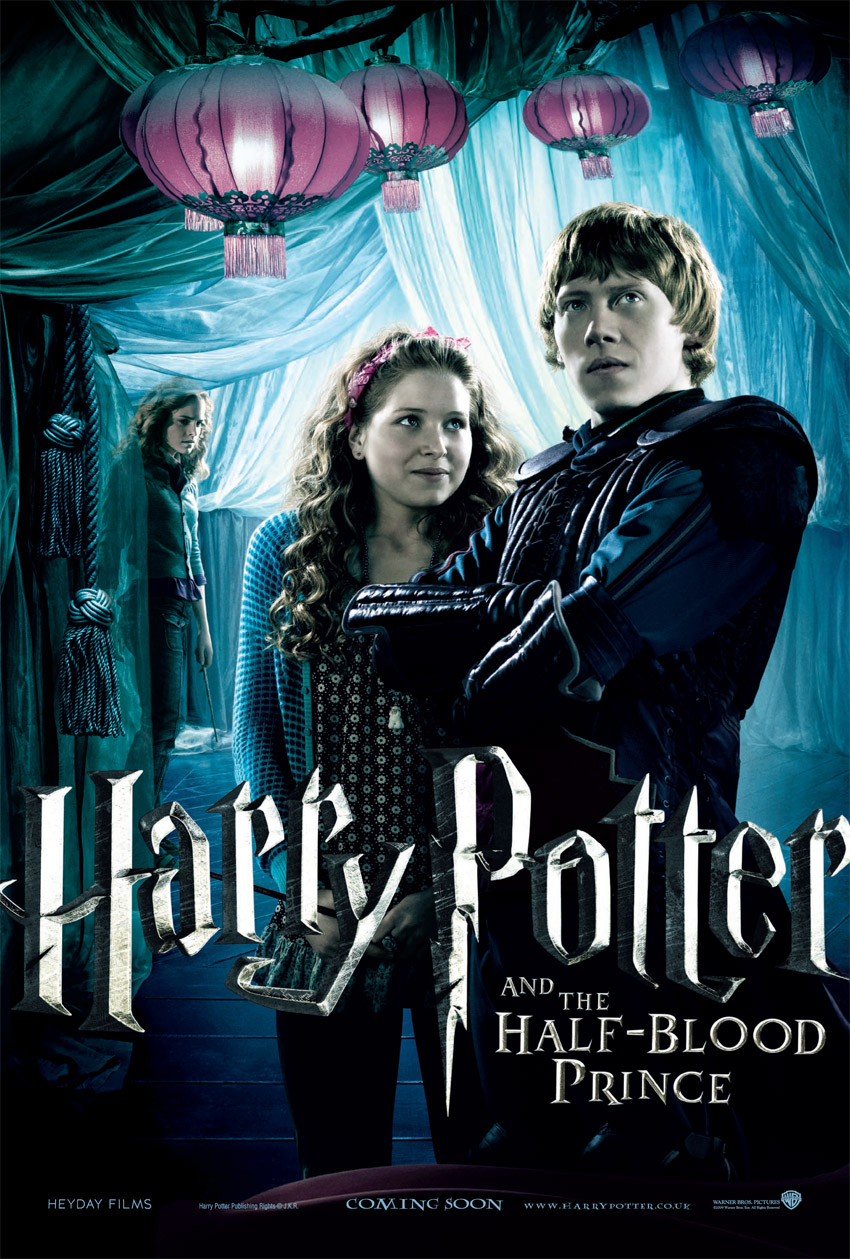New Harry Potter Posters Online